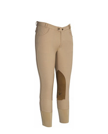 Tuffrider Men's Coolmax Pro Knee Patch Breeches