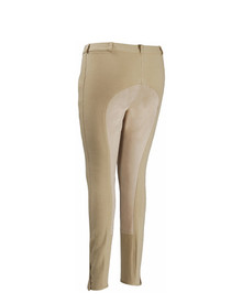 Tuffrider Men's Cotton Full Seat Breeches