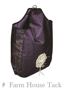 Jack's Hay Bag With Mesh Gusset