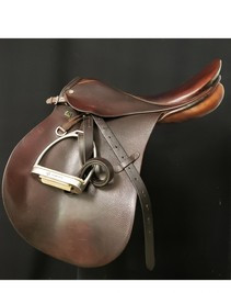 "Stubben Wotan 18"" Used Saddle"