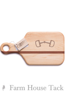 SVM  Engraved Bit - Small Handled Cheese Board
