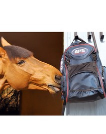 GPA 4S Grooms Back Pack