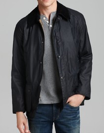 Barbour Mens Ashby Wax Jacket