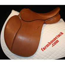"Kentaur Priamos 16.5"" Jump Used Saddle"