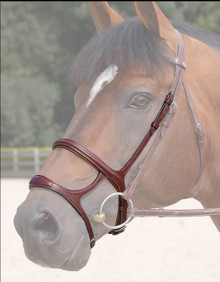 Dyon New English Double Noseband