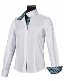 Equine Couture Childs Geo Show Shirt