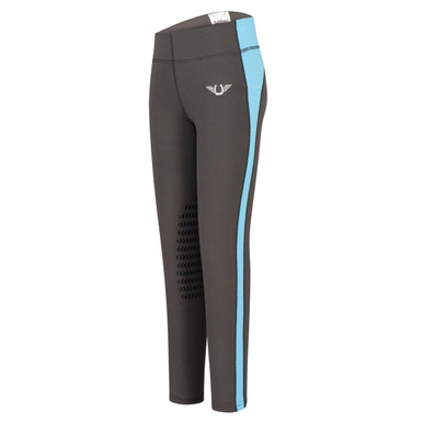 TuffRider Childrens Ventilated Schooling Riding Tights
