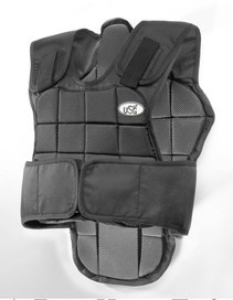 USG Adult Flexi Back Protector