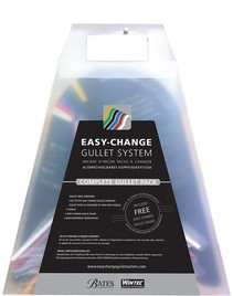 Easy-Change Gullet System Set