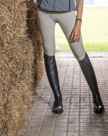 Ego7 EJ Regular Rise Knee Patch Jumping Breeches
