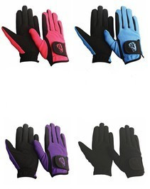 TuffRider Kid Performance Gloves