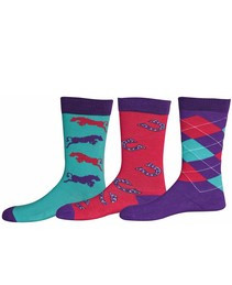 TuffRider Child Trio Socks