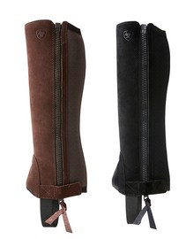 Ariat Youth Suede Breeze Chaps