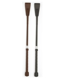 County Perforated Leather Handle Bat