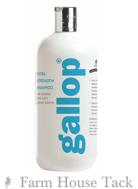 02f2f65bad314 Carr & Day & Martin Gallop Extra Strength Shampoo | Farm House Tack