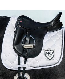 Horseware Rambo Diamante Show Jumping Saddle Pad