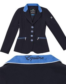 Equiline Girl's Sissy Competition Jacket