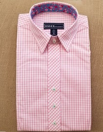 Essex Dora Casual Shirt - Light  Pink