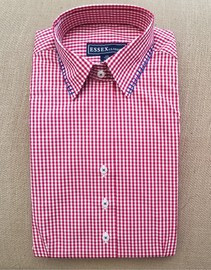 Essex Dora Casual Shirt - Red