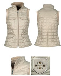 Equiline Women's Mineral Vest