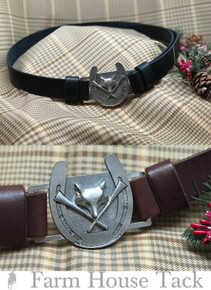 Loriece Fox Hunt Belt