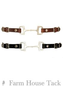 Loriece Dee Ring Snaffle Ladies  Belt