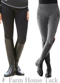 Goode Rider Bodysculpting Seamless FullSeat  Tights