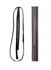 Red Barn Fancy Round Raised Standing Martingale
