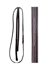Red Barn Square Raised Fancy Standing Martingale