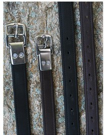 KL Select Black Oak Calf Lined Leathers