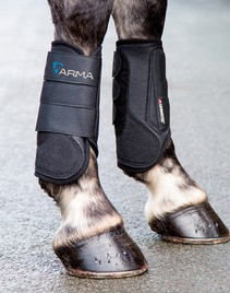 Shires Arma Cross Country Front Boot
