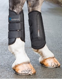 Shires Arma Cross Country Hind Boot