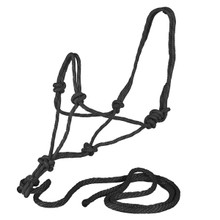 Jacks Rope Halter with Rope Lead