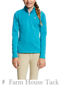 Ariat Girls Conquest 1/2 Zip