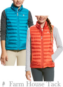 Ariat Girl's Ideal Down Vest