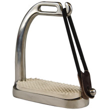 Henri de Rivel Peacock Stirrup