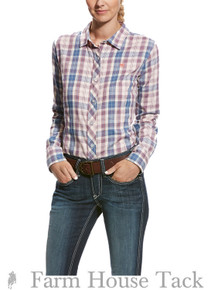 Ariat Women's Savant Plaid Shirt