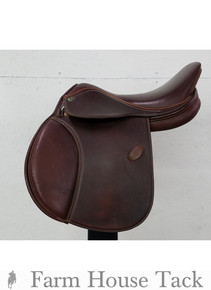 "HDR Pro Advantage 16.5"" Used Close Contact Saddle"