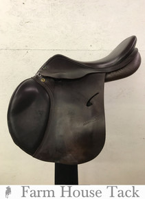 Prestige Roma Jump 16 Used Close Contact Saddle