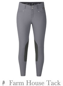 Kerrits Ladies Cross Over KneePatch  Breeches