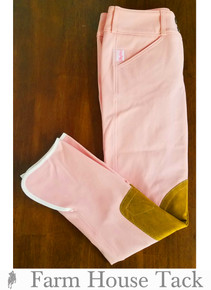 2019 Tailored Sportsman 1967 LR FZ Trophy Vintage Breeches Pinky /Tan