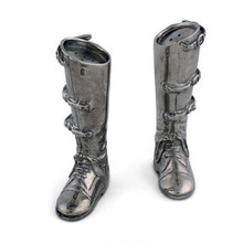 Arthur Court Equestrian Salt & Pepper Set-Riding Boot