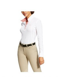 Ariat Women's Sunstopper Pro Long Sleeve Show Shirt