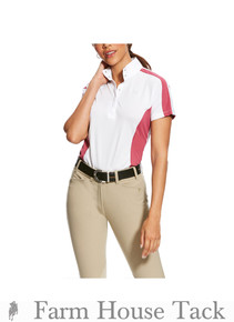 Ariat Women's Aptos Colorblock Show Shirt