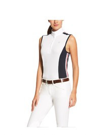 Ariat Women's Aptos Colorblock Sleeveless Shirt