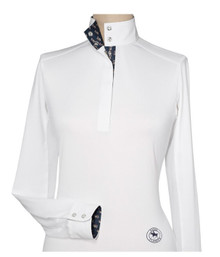 "Essex Talent Yarn ""Koala Bear"" Ladies Straight Collar Show Shirt"