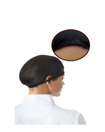 Light Brown Free Shipping RWR No Knot Hair Net in Five Colors New