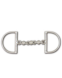 "Toklat Stainless Steel Waterford Hunt Dee - 4"" Rings"