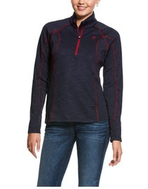 Ariat Women's Conquest 2.0 1/2 Zip Sweatshirt