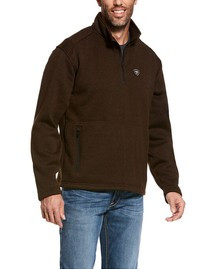 Ariat Mens Caldwell 1/4 Zip Sweater